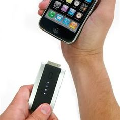 Mophie juice pack -- charge on the go!