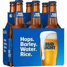 Buy Beer Online, Bud Light Beer, Legal Drinking Age, Water Lighting, Drinks, Bottle, Stuff To Buy, Shop, Drinking