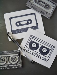Mini Cassette by atiliay
