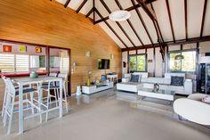 Villa de prestige vue mer avec piscine en Guadeloupe - Le Séjour