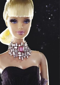 Five Hundred Thousand Dollar Barbie