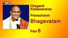Brahmasri Chaganti Koteswara Rao gari Bhagavatam Pravachanam in telugu P...