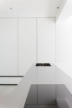 Private House in Belgium by Minus architects (photo Jo Pauwels) _