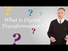 What is Digital Transformation? - YouTube