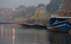 Varanasi, ville mystique. Inde
