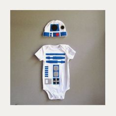 Best Baby Shower Gifts - R2D2 Outfit