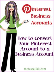 How to Convert Your Pinterest Account to a Business Account