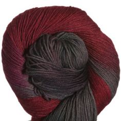 Lorna's Laces Shepherd Sock Yarn - '13 November - Catching Fire - $24.50/435yd