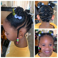 Braided Hairstyles for Mixed Girls In 2020 Pin by Smartgalkaris Jtr On Kid Hairstyles for Natural Hair Mixed Girl Hairstyles, Natural Hairstyles For Kids, Kids Braided Hairstyles, Little Girl Hairstyles, Cute Hairstyles, Hairstyle Ideas, Hair Ideas, Little Girl Braids, Braids For Kids