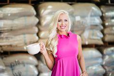 The Camilyn Beth Go Go Dress in Fuchsia   Katy's Coffee   Everence Photography   FW16