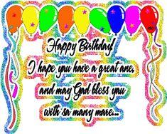 Happy Birthdays for Facebook Walls   Birthday Quotes Orkut Scraps & Birthday Quotes Orkut Greetings!