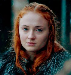 gif meme: sansa stark + showing emotion ♦ requested by manbunjon Sansa Stark, Amy Adams, Sophie Turner, Ice Powers, Petyr Baelish, The North Remembers, Danielle Campbell, Female Character Inspiration, New Avengers