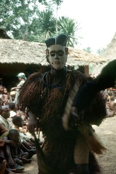 "ukpuru: "" Okumkpa masquerade play, Amuro village, Afikpo Village-Group, Nigeria…"