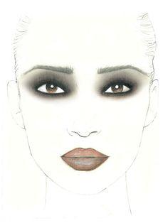 Liya's Look: Available in the Makeup Genius app