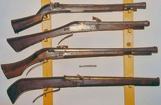 Ethnographic Arms & Armour - Re: Early 16th century matchlock harquebuses and their historical documents