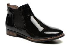 Jana Abiaol (Noir) - Bottines et boots chez Sarenza.be (229833)