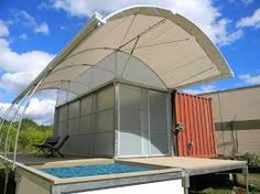Image result for shipping container resorts