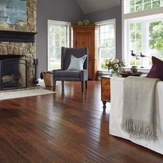 Shop Pergo Max 536 In W Prefinished Maple Locking Hardwood Flooring Laredo At Lowes