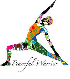Peaceful Warrior Art Print by Nancy Vala | Society6