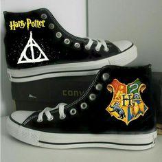 Zapatillas Harry potter
