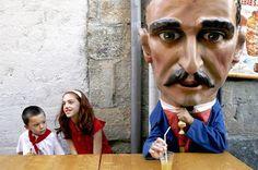 Uno de enero, dos de febrero...Experiencing the San Fermines festival of Pamplona