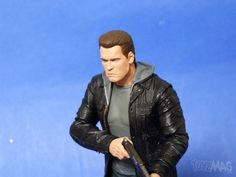 ToyzMag.com » NECA : review du Terminator Guardian