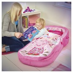 Tesco direct: Peppa Pig My First ReadyBed