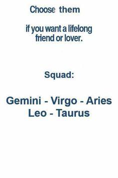 Gemini Sun with a Taurus Moon & Venus in Aries..Yeahh! <3