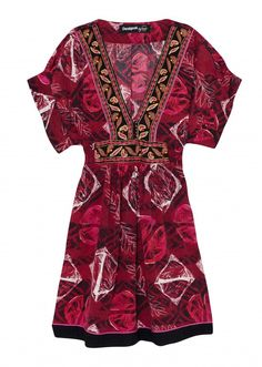 esigual women's Amazonas dress from the Desigual by L range.