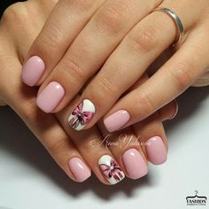 Afbeelding via We Heart It #beauty #fashion #girls #manicure #nails #pink #style