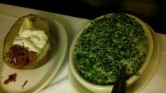 CREAMED SPINACH   Morton's Steakhouse Recipe     Serves 6-8      1/4 cup unsalted butter   3/4 cup minced yellow onion   1 1/4 tablespoo...