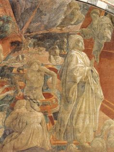 Flood and Waters Subsiding (detail) : UCCELLO, Paolo : Art Images : Imagiva