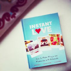 Being the polaroid enthusiasts that we are, it's not surprise we are fawning over Susannah Conway's latest book, Instant Love.
