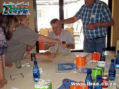Metso Combo Indoor Team Building Kempton Park #CreativeConstruction #TeamBuilding #Metso