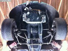 Daily Turismo: 10k: Turbo Subie Power: 1958 VW Beetle Ragtop