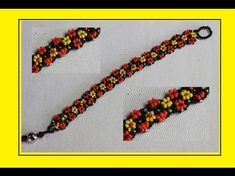 With beaded jewelry you can make your own customizable jewelry that is completely unique and fitting to your exact style. Making beaded jewelry is not very difficult and can, in fact, be a lot of fun. Crochet Earrings Pattern, Beaded Necklace Patterns, Beaded Bracelets Tutorial, Making Bracelets With Beads, Jewelry Making, Beading Tutorials, Beading Patterns, Beard Jewelry, Lanyard Designs