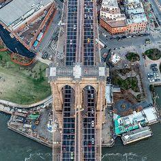 Les secrets du Brooklyn Bridge