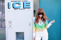Jenny Lewis. New Album co-produced by Ryan Adams. Drops July 29.