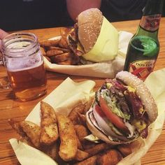 Hamburgers at Hodad's Burgers in San Diego | 21 Juicy Burgers That Will Ruin You For All Other Burgers