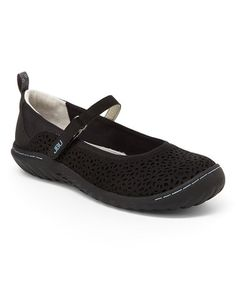 Look at this #zulilyfind! Black Solid Granada Mary Jane #zulilyfinds