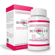 Herbal Bust Plus | Official Site Herbal Bust Plus is the leading 100% natural breast enhancement supplement on the market today. Quick results, with no surgery and no harmful side affects!