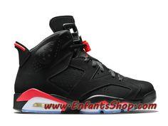 buy popular 018fe 0af4e Air Jordan 6 Retro Chaussures Basket Jordan 2017 Pas Cher Pour Homme Infrared  23 384664-