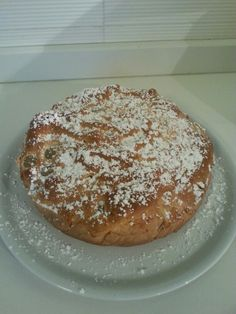 Torta all'uva bianca!