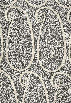 Ambala Paisley Greige Fabric by Schumacher Pattern# 174640 Order this product plus Memo's available always online. Quality direct from manufacturer. Family owned since 1971 Greige Fabric, Luxury Flooring, Paisley Fabric, Drapery Rods, Cotton Velvet, Home Decor Fabric, Schumacher, Fabric Samples, Fabric Wallpaper
