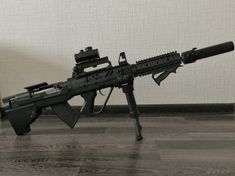 OP SKS-45. SGWorks bullpup conversion kit, AR-15 carry handle, barrel tactical shroud, Fab Defense PTK, PBS-1, TAPCO mag.