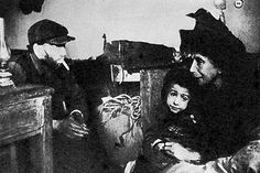 Jewish family dwelling Shoah - The Holocaust