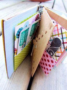 Bind-It-All: Pockets!