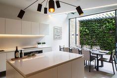 Surrey Family Home, Luxury Interior Design Brass Kitchen Handles, Modern Grey Kitchen, Kitchen Decor, Kitchen Design, Luxury Interior Design, Home And Family, Sweet Home, Bedroom Decor, Furniture