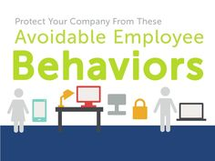 Bring your own device policies are in place to keep both employers and employees safe. Here are few employee behaviors to watch out for via Dell's TechPageOne …