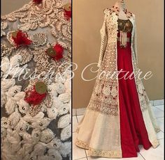 TOP New post white indian wedding dresses visit wedbridal. Indian Wedding Gowns, Indian Gowns Dresses, Pakistani Bridal Dresses, Indian Bridal, Wedding Dresses, Wedding Mehndi, Indian Designer Outfits, Indian Outfits, Designer Dresses